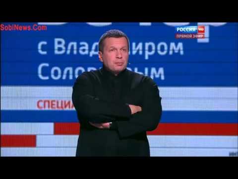 Соловьеву рассказали, какое Путин ничтожество