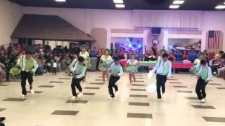 Cuerpo de Baile Salay Bolivia USA 2016
