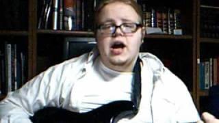 Bo  Burnham impersonator - Welcome to Youtube