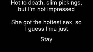 Nas - Stay Lyrics