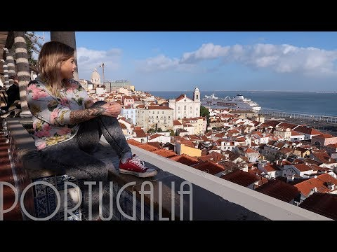 PORTUGAL VLOG | Lisbon, Sintra & Porto