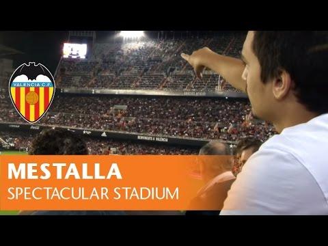 MESTALLA: THE MOST SPECTACULAR STADIUM IN LA LIGA