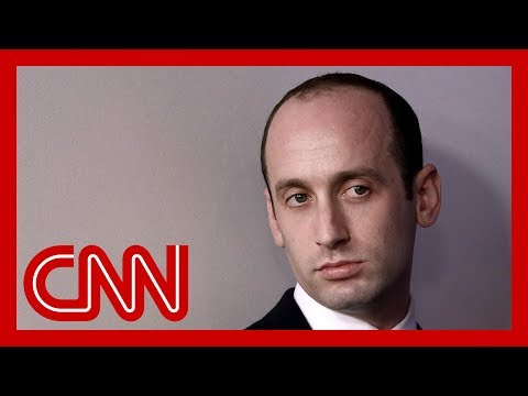 Stephen Miller: From white supremacist sites to the White House