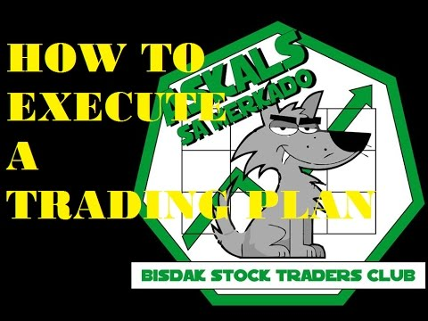 How To Execute A Trading Plan