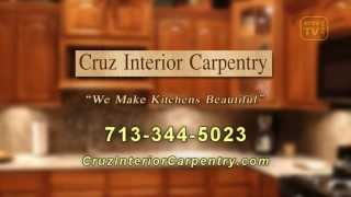 Cruz Interior Carpentry Cabinets In Houston 713-344-5023