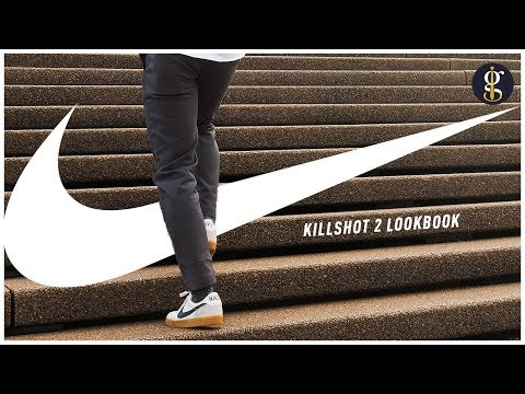 NIKE KILLSHOT 2 REVIEW & LOOKBOOK | Casual Outfit Inspiration | Men's Fashion 2020
