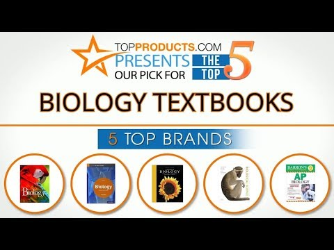 Best Biology Textbook Reviews 2017 – How To Choose The Best Biology Textbook