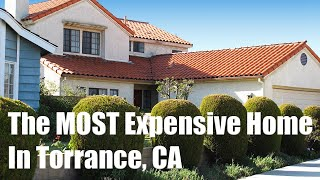 Most Expensive Home In Torrance California