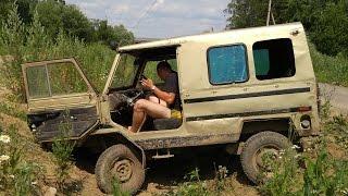 ЛуАЗ-969М - Огонь машина! (4k)