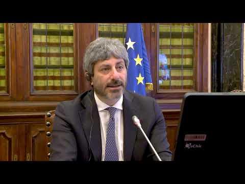 Iniziativa Adriatico-Ionica: il Presidente Fico alla Conferenza dei Presidenti dei parlamenti