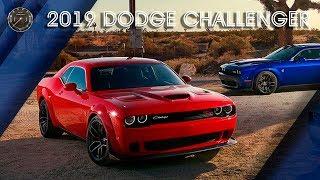 Новый 2019 Dodge Challenger: Расход 5 ЛИТРОВ... в минуту!