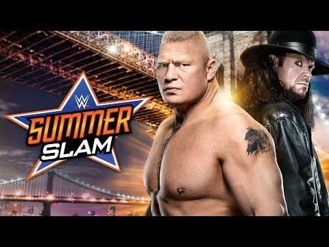 WWE SummerSlam 2015 Highlights HD
