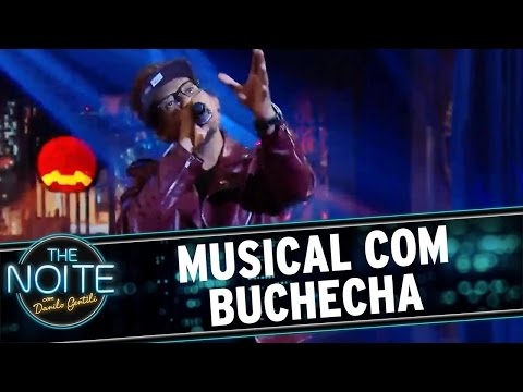 The Noite (20/06/16) - Musical com Buchecha