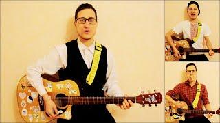 Сплин - Моё сердце(На карантине_Хит на Гитаре)Кавер VINNICHENKO DENIS).Гитара+Вокал+Казу