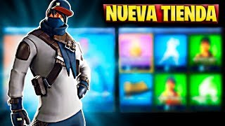 FORTNITE'S NEW STORE TODAY AUGUST 20 NEW SKIN OF METRO MACHETES AND MACHETES
