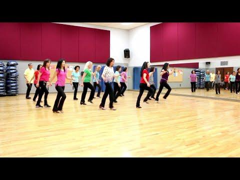Thai of My Life - Line Dance (Dance & Teach in English & 中文)
