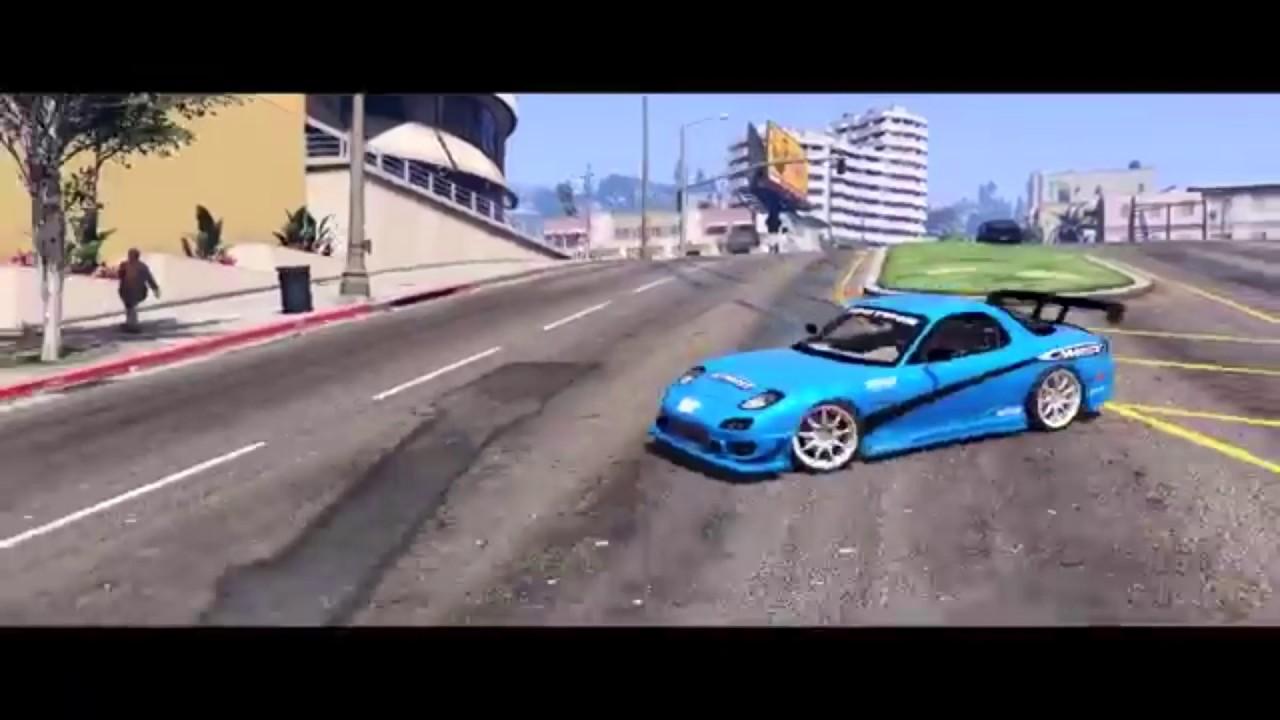 Car Nachdi (official Video) GTA 5