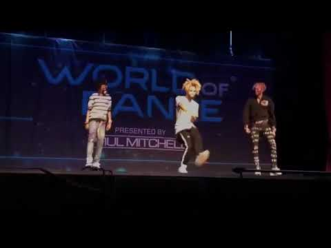 Ayo & Teo At World Of Dance | Gucci mane - I Get The Bag ft. Migos