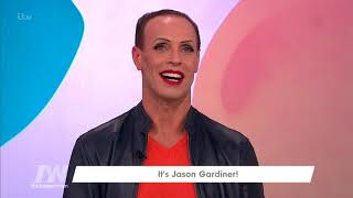 Jason Gardiner Was Saved By Drag Queens | Loose Women