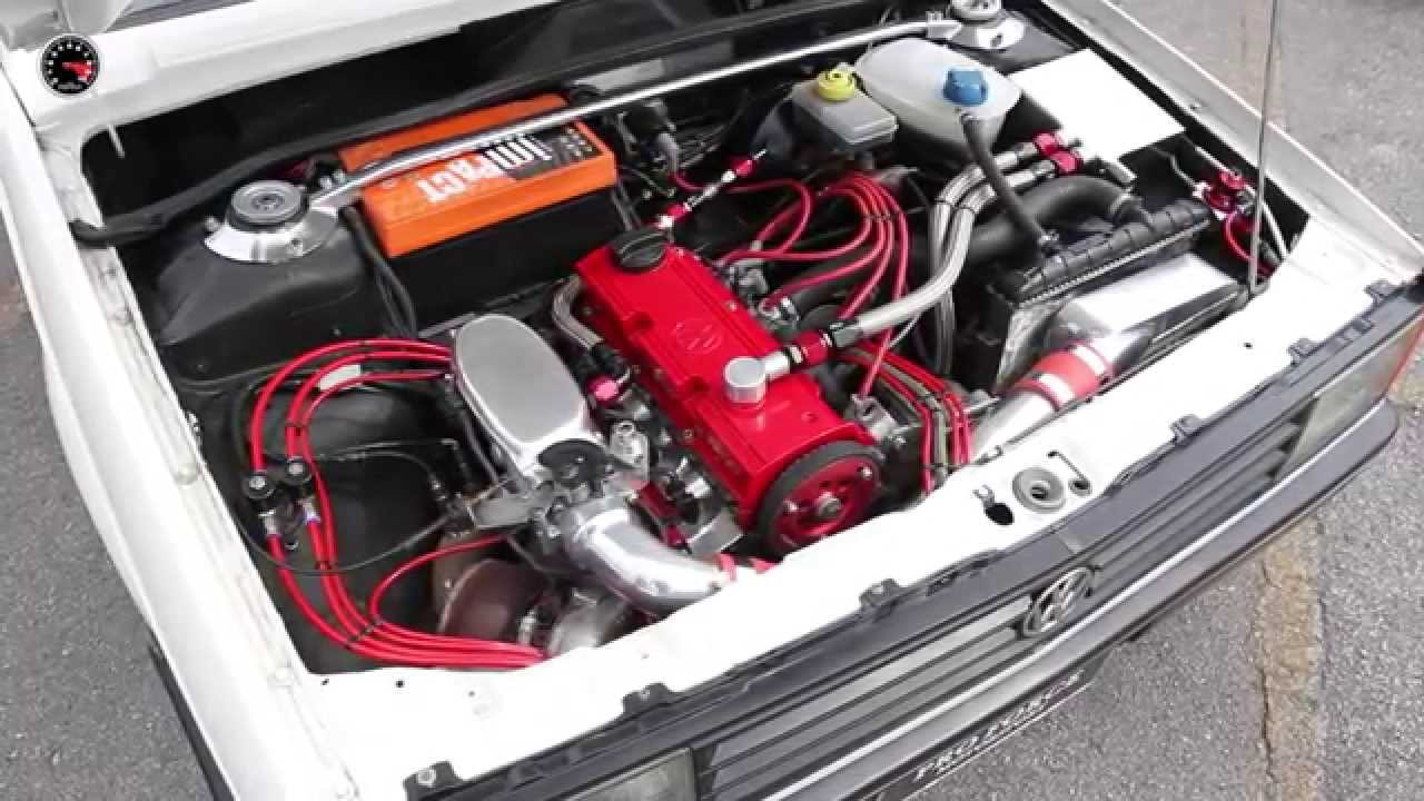 voyage 1988 turbo - 377 cv