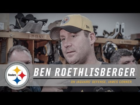 Ben Roethlisberger respects the Jaguars defense | Pittsburgh Steelers