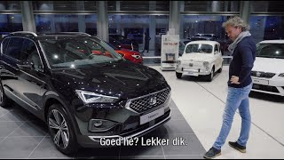 Werner Budding over de SEAT Tarraco