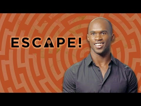 Legendarius, Burnie Burns, Blaine Gibson, & Korey Kuhl Dungeon Escape!  (Escape! with Janet Varney)
