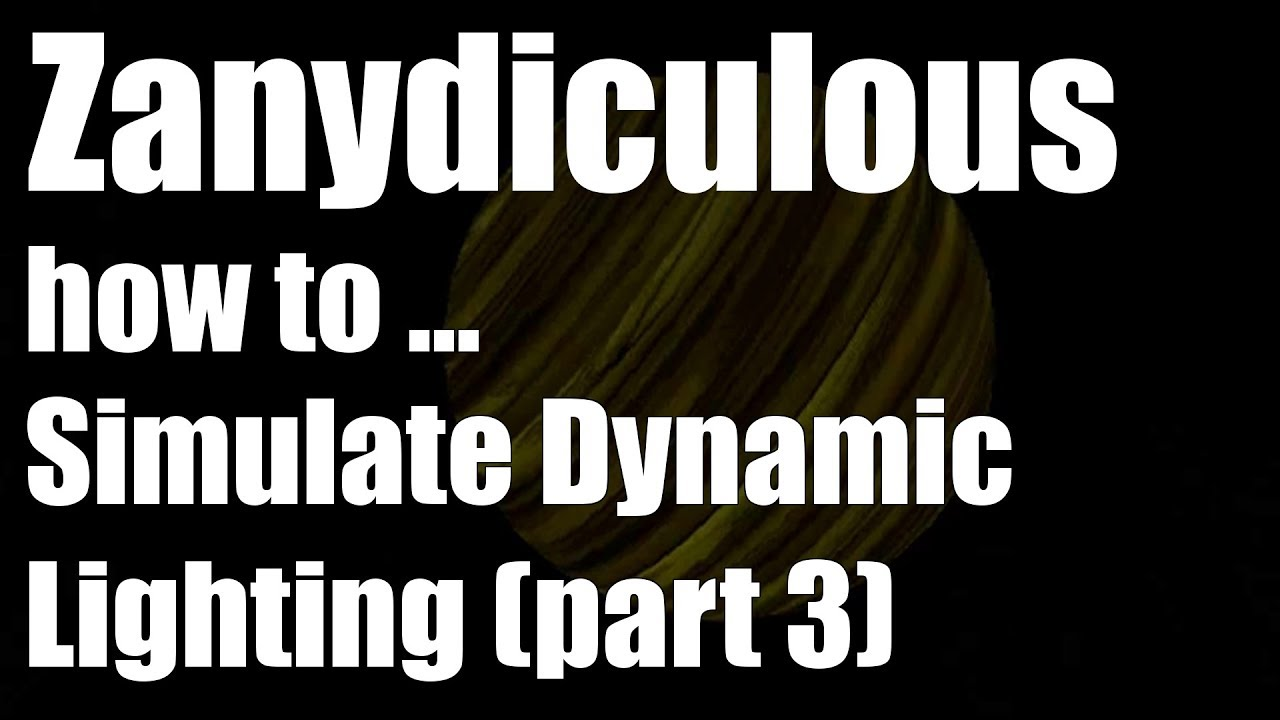 How to Create Simulated Dynamic Lighting in Unreal Engine 4 (Part 3)  sc 1 st  YouTube & How to Create Simulated Dynamic Lighting in Unreal Engine 4 (Part ... azcodes.com