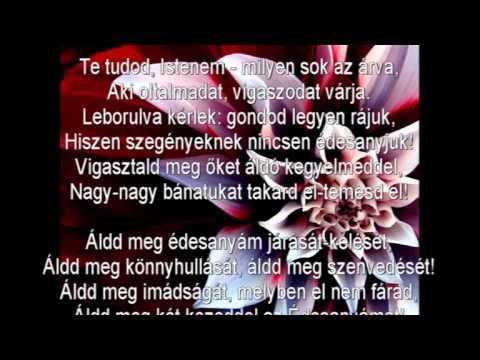 édesanyámnak születésnapjára köszöntő Édesanyáknak köszöntő   YouTube édesanyámnak születésnapjára köszöntő