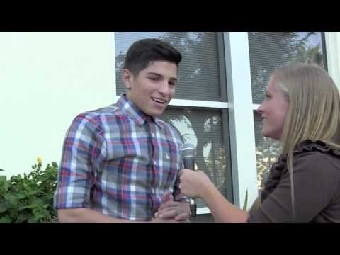 Nick Mara Interview at 3rd Annual ASPCA Rock N Roll LA Benefit