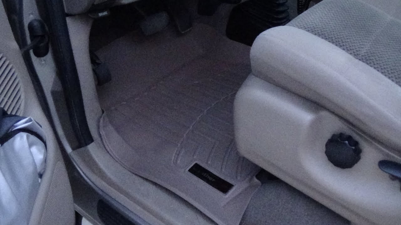 dash car floor rubber itm mats black all duty mat w weather material heavy f ford suv for auto