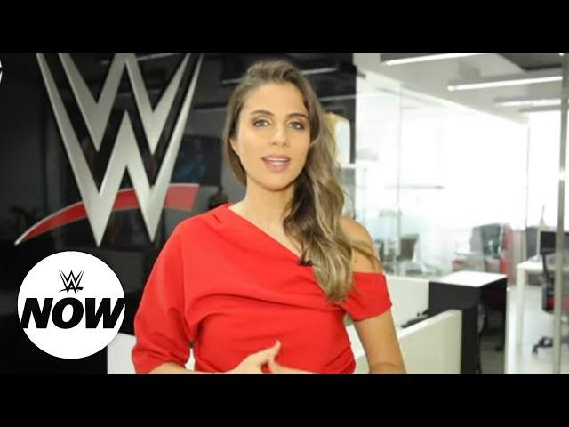 WWE Now Arabic: أحداث مثيرة شهدها أسبوع ريسلمانيا التقى فيها الجمهور مع النجوم