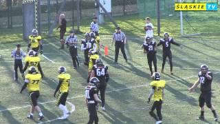 Finał PLFA II: Silesia Rebels - Seahawks Sopot 17:14