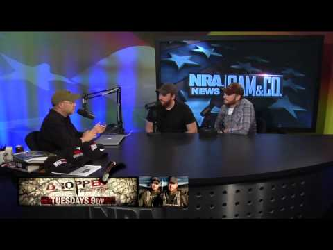"""Dropped: Project Yukon on NRANews """"Cam and Company"""" on Sportsman Channel 4-9-13"""