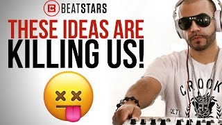 Beat making is dead?  This is KILLING producers.