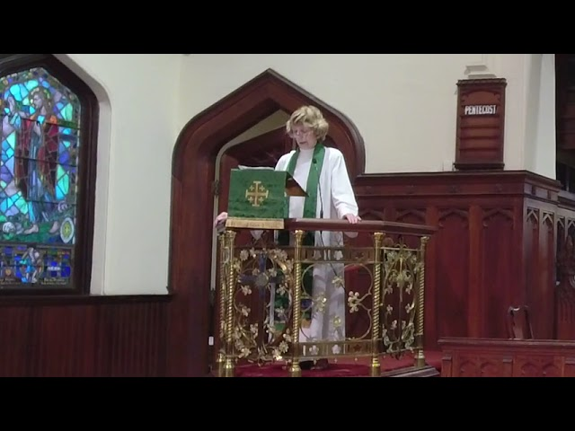 The Fifth Sunday after Pentecost June 27, 2021