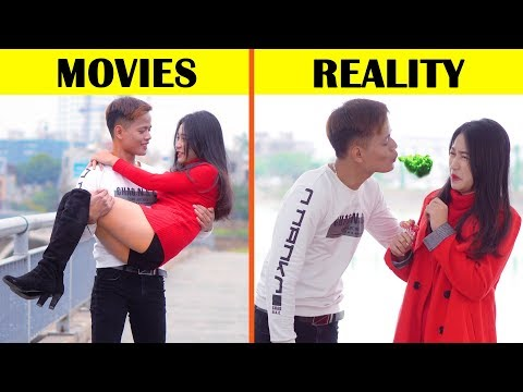 Expectations vs. Reality! Action Movies And Romance || 26 Awkward Moments by GLASSES MEDIA
