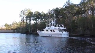Palatka 60 Steel Trawler 1985 FAIR TIDE