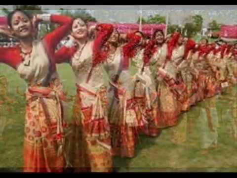 Dhitang dhitang bole..  song by Jayanta dey
