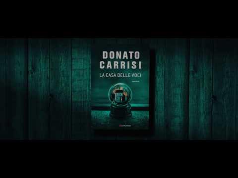 """Donato Carrisi, """"La casa delle voci"""" (Longanesi) - Booktrailer"""