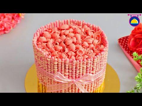 cuisine-company-|-recette-de-gâteau-pocky-aux-fraises---pocky-cake