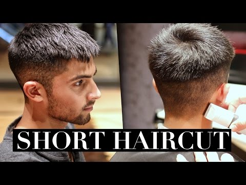 Sexy short haircuts for men