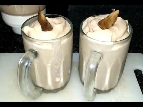 Ice Cream Sapota Milkshake