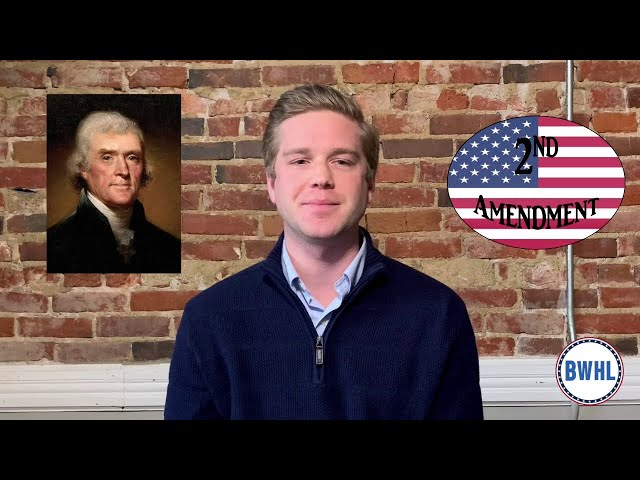 Why We're Right - with Andrew Beeler: The Second Amendment