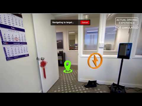 News: Augmented Reality Simplifies Driving the New Double 3 Telepresence Robot
