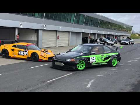 Billy Burke 1:52.3 Mondello Park International Circuit Trackdays.ie