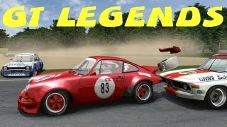 GT Legends PC Review & Gameplay