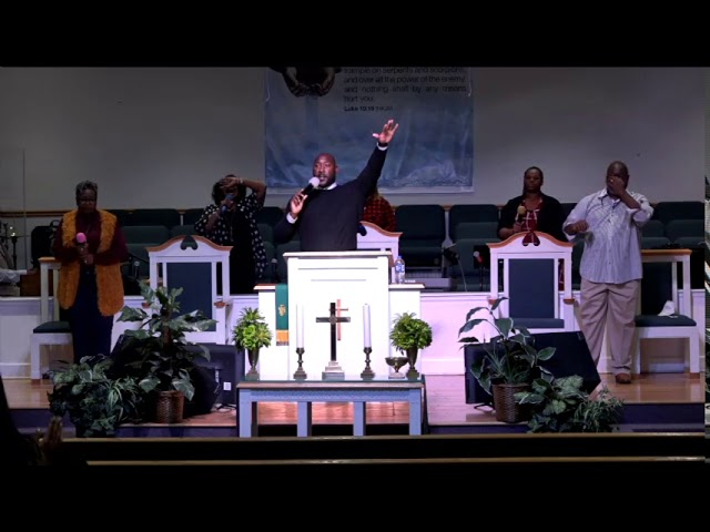 11-15-2020 at 10:00 AM - God's Road To True Life by Pastor Robert King