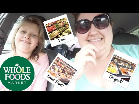 $200 BUDGET ORGANIC GROCERY HAUL   COME GROCERY SHOP WITH ME   SHOP WHOLE FOODS ON A BUDGET