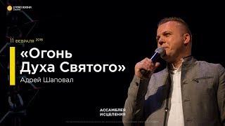 Андрей Шаповал - «Огонь Духа Святого» 11/02/18